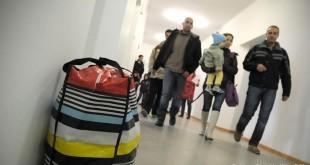 مركز تقديم اللجوء في دورتمند