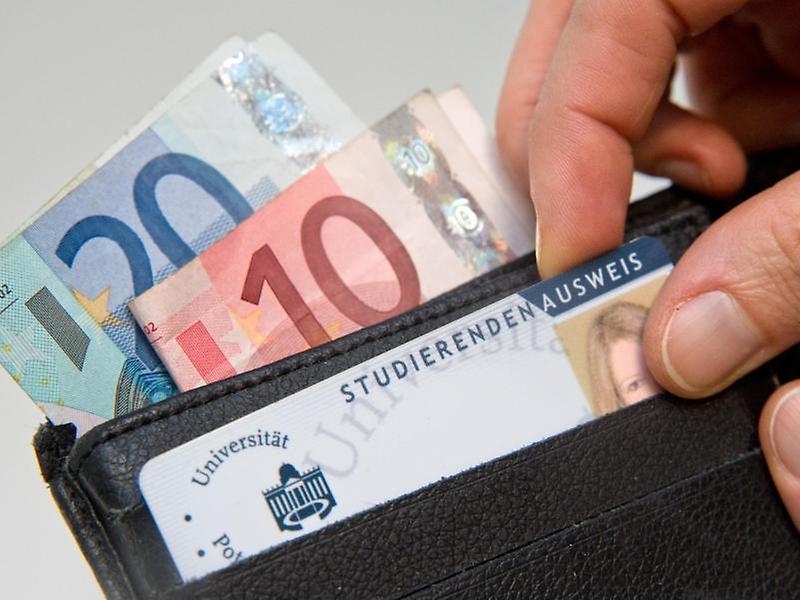 student geld